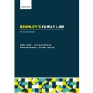 Bromley's Family Law, 12th Edition