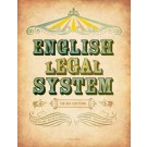 English Legal System, 3rd Edition