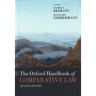 The Oxford Handbook of Comparative Law, 2nd Edition