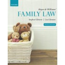 Hayes & Williams' Family Law, 6th Edition