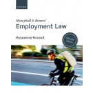 Honeyball & Bowers' Employment Law, 15th Edition