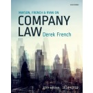 Mayson, French & Ryan on Company Law 2018-2019, 35th Edition