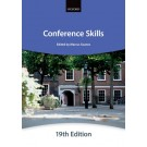 Bar Manual: Conference Skills, 19th Edition