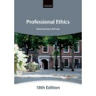 Bar Manual: Professional Ethics, 18th Edition