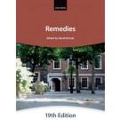 Bar Manual: Remedies, 19th Edition