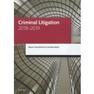 LPC: Criminal Litigation Handbook 2018-2019