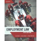 Smith and Wood's Employment Law, 14th Edition