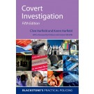 Covert Investigation, 5th Edition