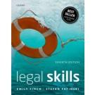 Legal Skills, 7th Edition