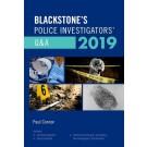 Blackstone's Police Investigators' Q&A 2019