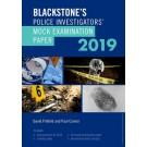 Blackstone's Police Investigators' Mock Examination Paper 2019