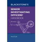 Blackstone's Senior Investigating Officer's Handbook, 5th Edition