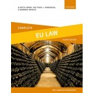 Complete EU Law: Text, Cases, and Materials, 4th Edition
