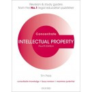 Concentrate: Intellectual Property Law, 4th Edition