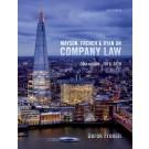 Mayson, French & Ryan on Company Law 2019-2020