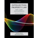 Intellectual Property Law: Text, Cases, and Materials, 4th Edition