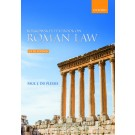 Borkowski's Textbook on Roman Law, 6th Edition
