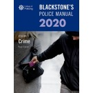 Blackstone's Police Manual Volume 1: Crime 2019