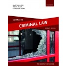 Complete Criminal Law Text, Cases, and Materials, 7th Edition