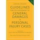 Judicial College Guidelines for the Assessment of General Damages in Personal Injury Cases,15th Edition