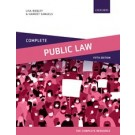 Complete Public Law: Text, Cases, and Materials, 5th Edition