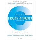 Concentrate Equity & Trusts, 7th Edition