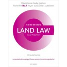 Concentrate: Land Law, 7th Edition