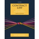 Contract Law: Text, Cases and Materials, 9th Edition