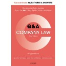 Concentrate Q&A: Company Law, 3rd Edition