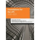 LPC: Foundations for the LPC 2020-2021