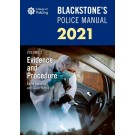 Blackstone's Police Manual Volume 2: Evidence and Procedure 2021