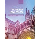 The English Legal System, 8th Edition
