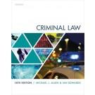 Criminal Law, 16th Edition