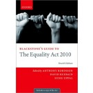 Blackstone's Guide to the Equality Act 2010, 4th Edition