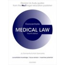 Concentrate: Medical Law, 4th Edition