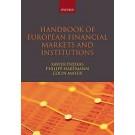 Handbook of European Financial Markets and Institutions