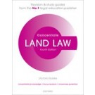Concentrate: Land Law, 6th Edition