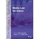 Blackstone's Statutes on Media Law, 4th Edition