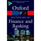 A Dictionary of Finance and Banking, 5th Edition