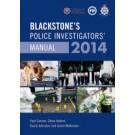 Blackstone's Police Investigators' Manual 2014
