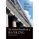 The Oxford Handbook of Banking, 2nd Edition
