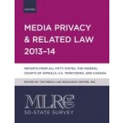MLRC 50-State Survey: Media Privacy and Related Law 2013-14