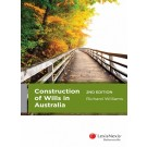 Construction of Wills, 2nd Edition
