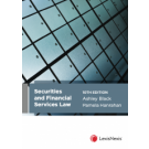 Securities and Financial Services Law, 10th Edition