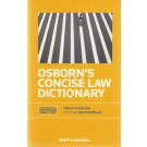 Osborn's Concise Law Dictionary, 12th Edition