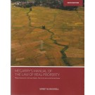 Megarry's Manual of the Law of Real Property, 9th Edition