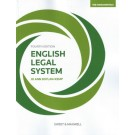English Legal System: The Fundamentals, 4th Edition