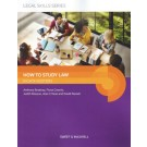 How to Study Law, 8th Edition