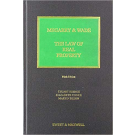 Megarry & Wade: The Law of Real Property, 9th Edition