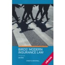 Birds' Modern Insurance Law, 11th Edition